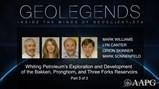 GeoLegends: Mark Williams, Lyn Canter, Orion Skinner, and Mark Sonnenfeld (Part3)