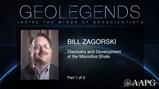 GeoLegends: Bill Zagorski (Part1)