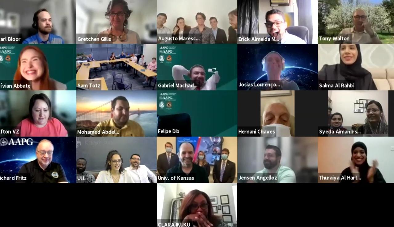 Virtual 2021 Imperial Barrel Awards