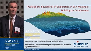 Mark Jones - Pushing the Boundaries of Exploration in East Malaysia