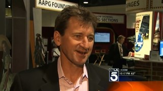 Scott Tinker KTLA Interview about Switch at ACE 2012