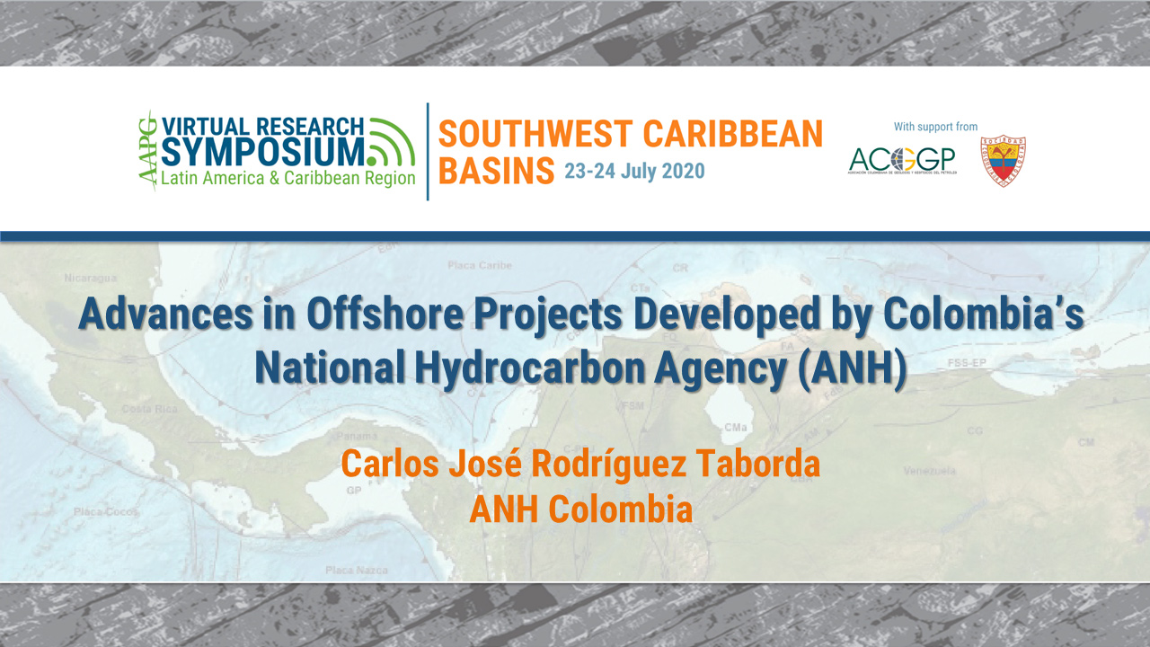 Advances in Offshore Projects Developed by Colombia's National Hydrocarbon Agency (ANH)