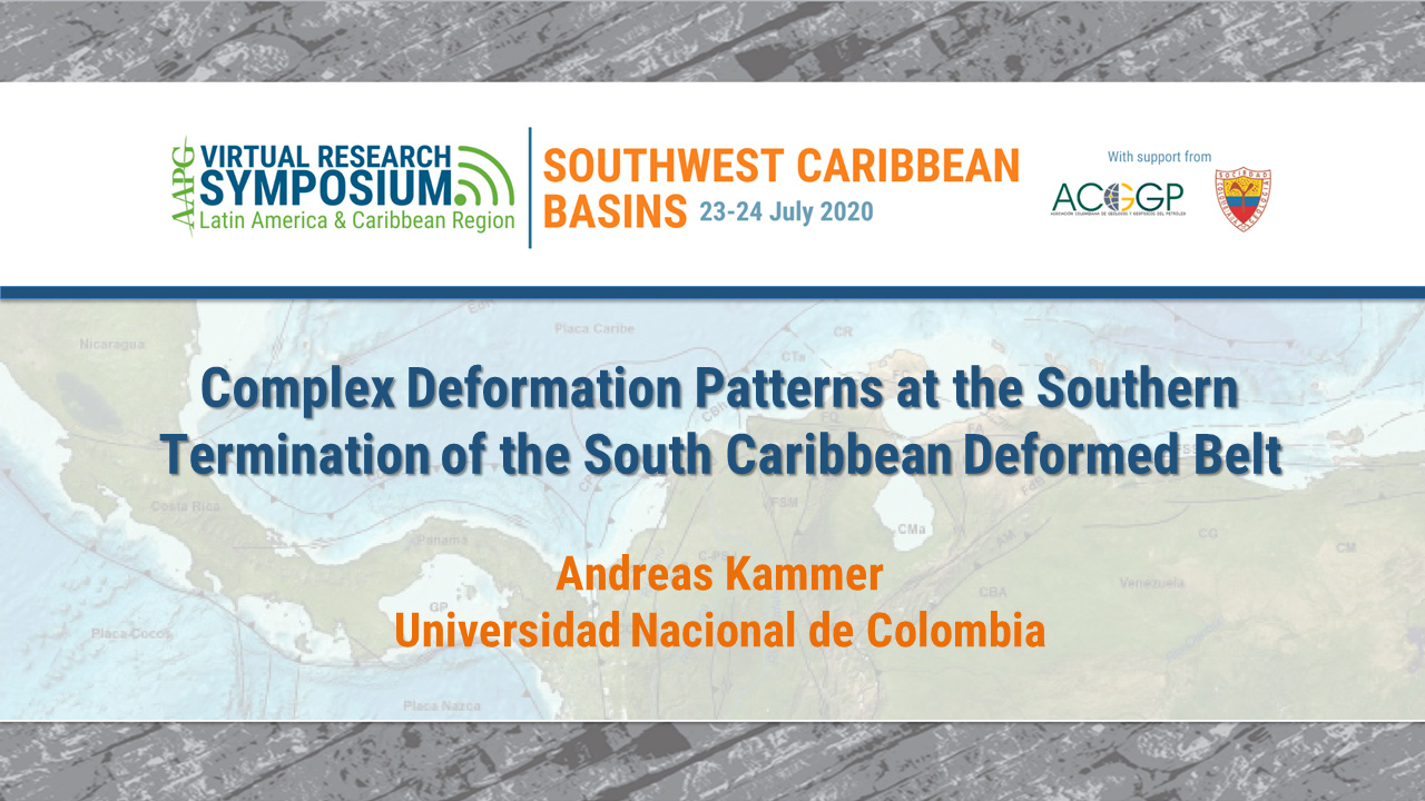 Complex Deformation Patterns at the Southern Termination of the South Caribbean Deformed Belt