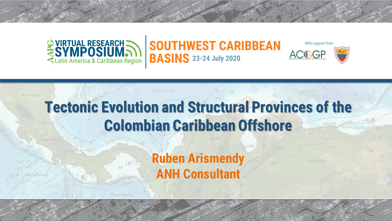 Tectonic Evolution and Structural Provinces of the Colombian Caribbean Offshore