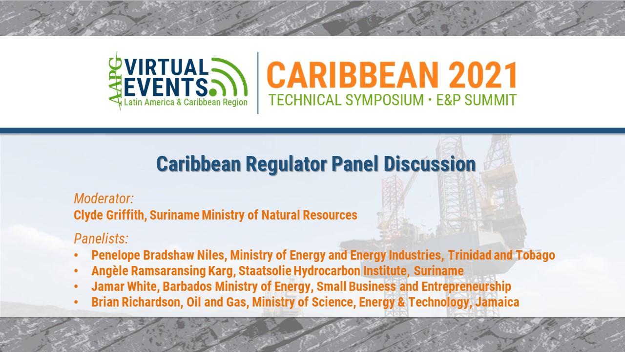 Caribbean Regulator Panel Discussion