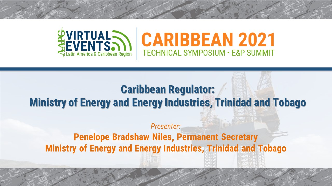Caribbean Regulator: Ministry of Energy and Energy Industries, Trinidad and Tobago