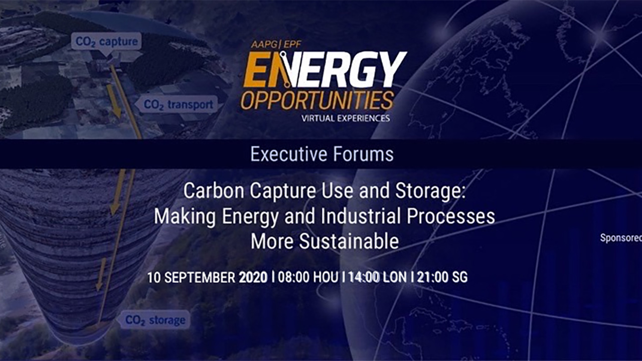 Carbon Capture Use and Storage – Making Petroleum and Industrial Processes More Sustainable