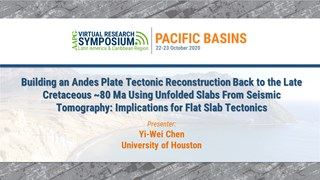 Building an Andes Plate Tectonic Reconstruction Back to the Late Cretaceous ~80 Ma Using Unfolded Slabs From Seismic Tomography: Implications for Flat Slab Tectonics
