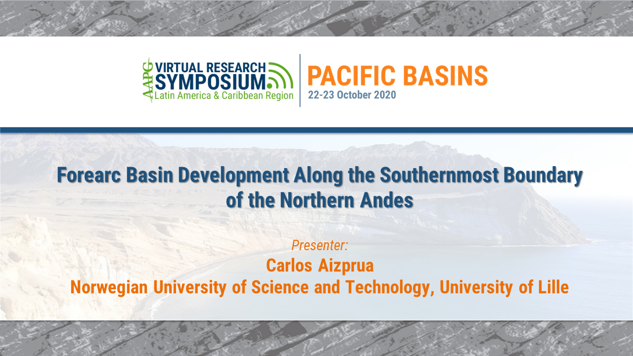 Forearc Basin Development Along the Southernmost Boundary of the Northern Andes