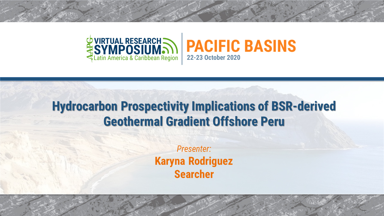 Hydrocarbon Prospectivity Implications of BSR-derived Geothermal Gradient Offshore Peru