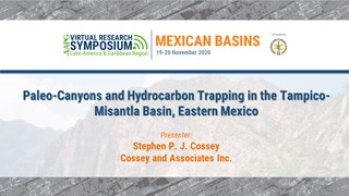 Paleo-Canyons and Hydrocarbon Trapping in the Tampico-Misantla Basin, Eastern Mexico