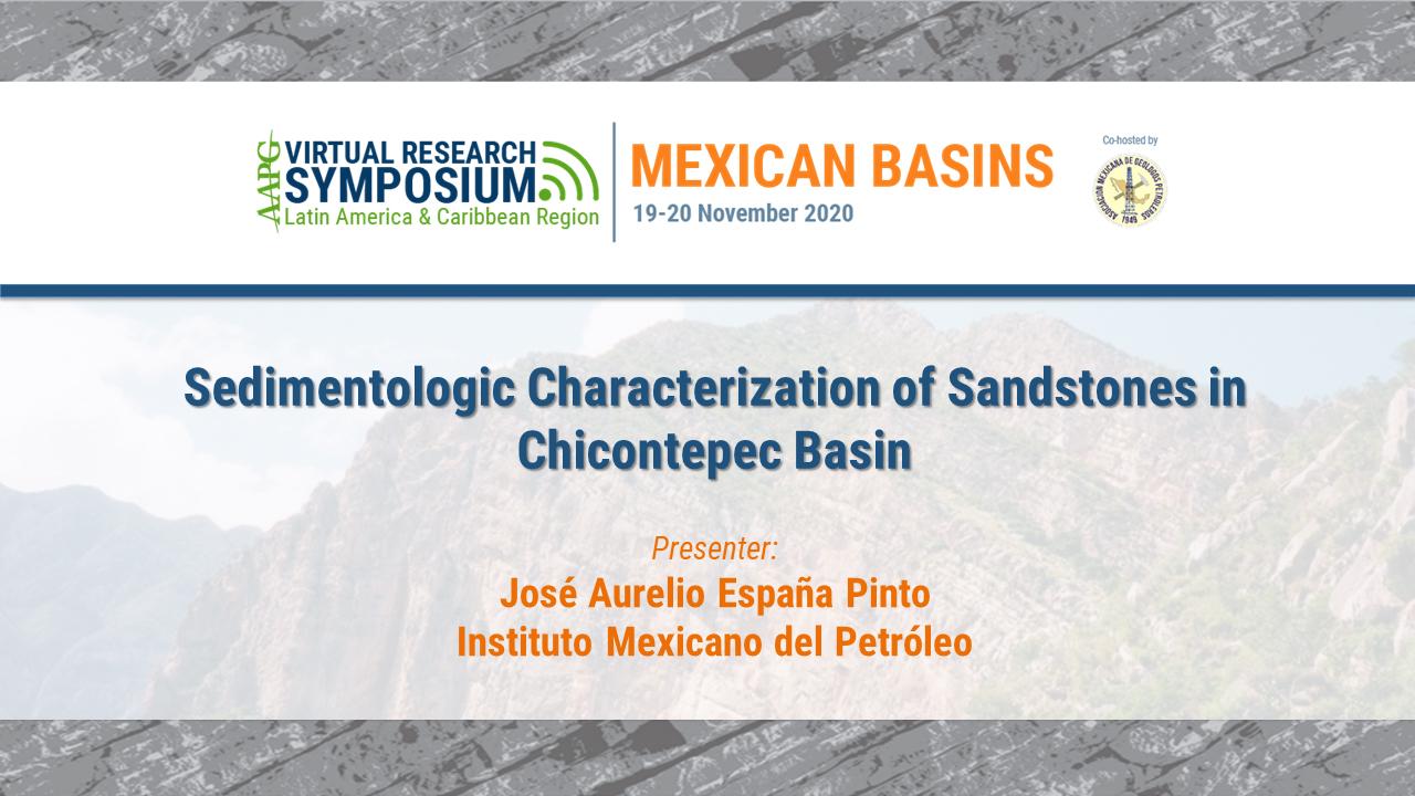 Sedimentologic Characterization of Sandstones in Chicontepec Basin