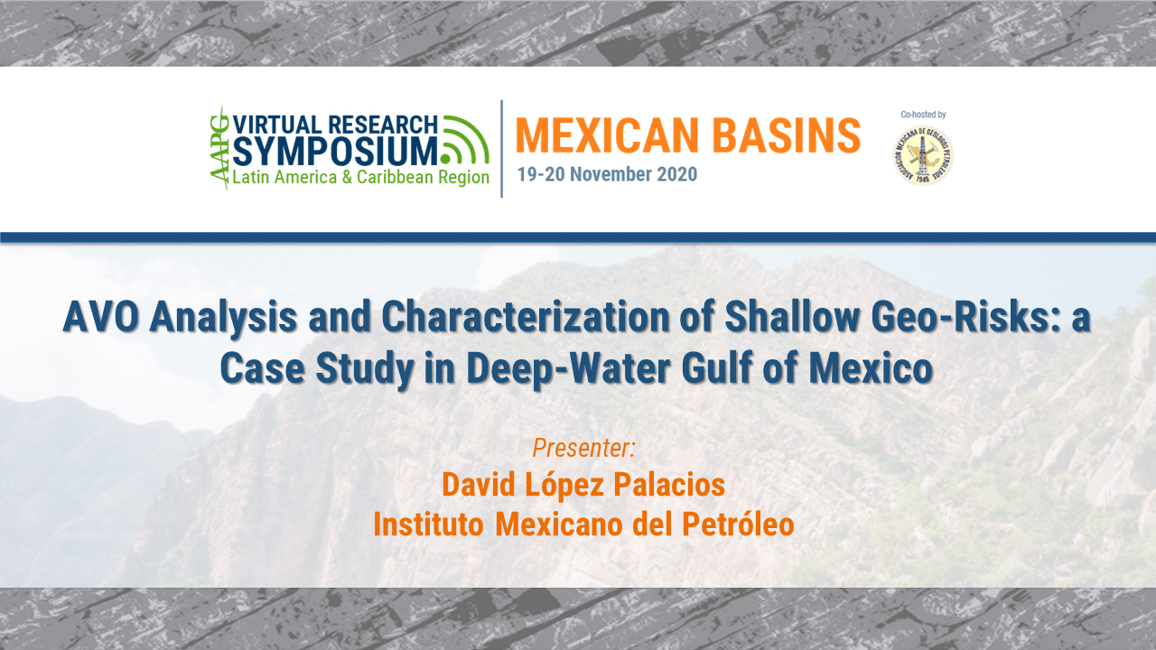 AVO Analysis and Characterization of Shallow Geo-Risks: a Case Study in Deep-Water Gulf of Mexico