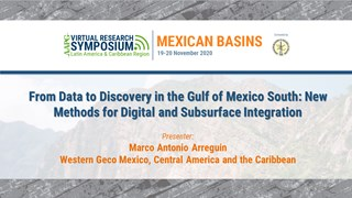 From Data to Discovery in the Gulf of Mexico South: New Methods for Digital and Subsurface Integration