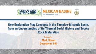 New Exploration Play Concepts in the Tampico-Misantla Basin, from an Understanding of its Thermal Burial History and Source Rock Maturation