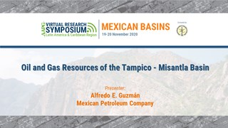 Oil and Gas Resources of the Tampico - Misantla Basin