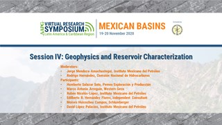 Session IV: Geophysics and Reservoir Characterization - Session Overview