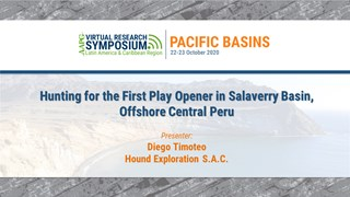 Hunting for the First Play Opener in Salaverry Basin, Offshore Central Peru