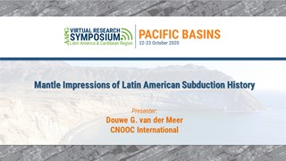 Mantle Impressions of Latin American Subduction History