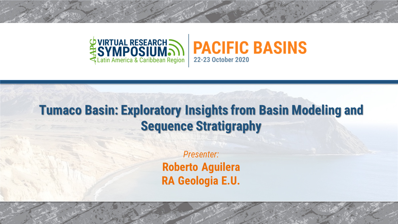 Tumaco Basin: Exploratory Insights from Basin Modeling and Sequence Stratigraphy