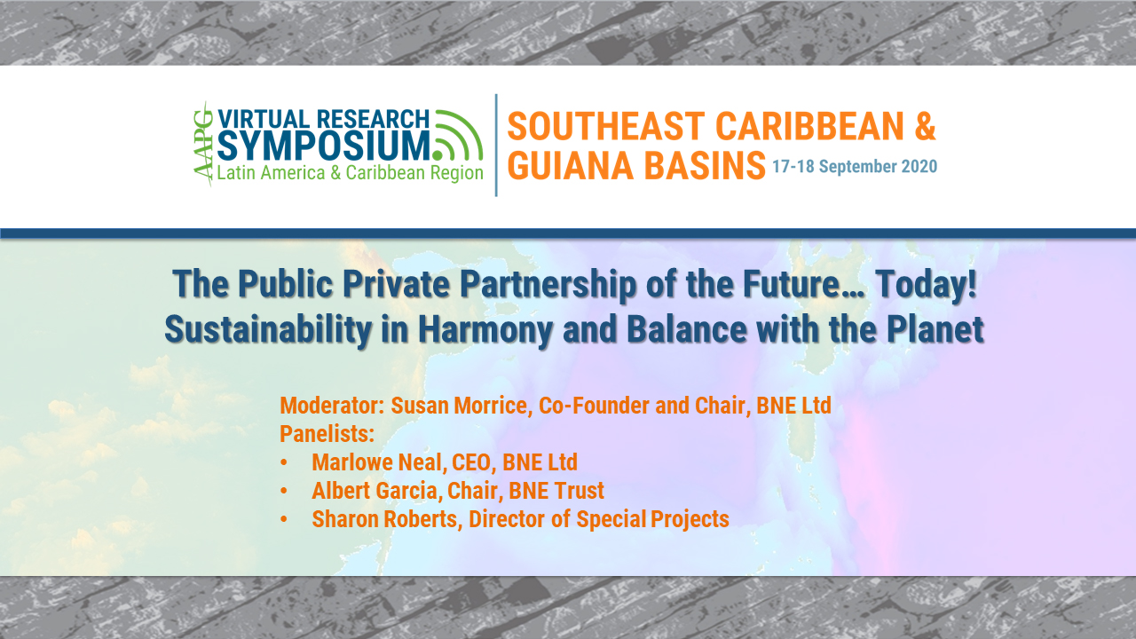 The Public Private Partnership of the Future… Today! Sustainability in Harmony and Balance with the Planet