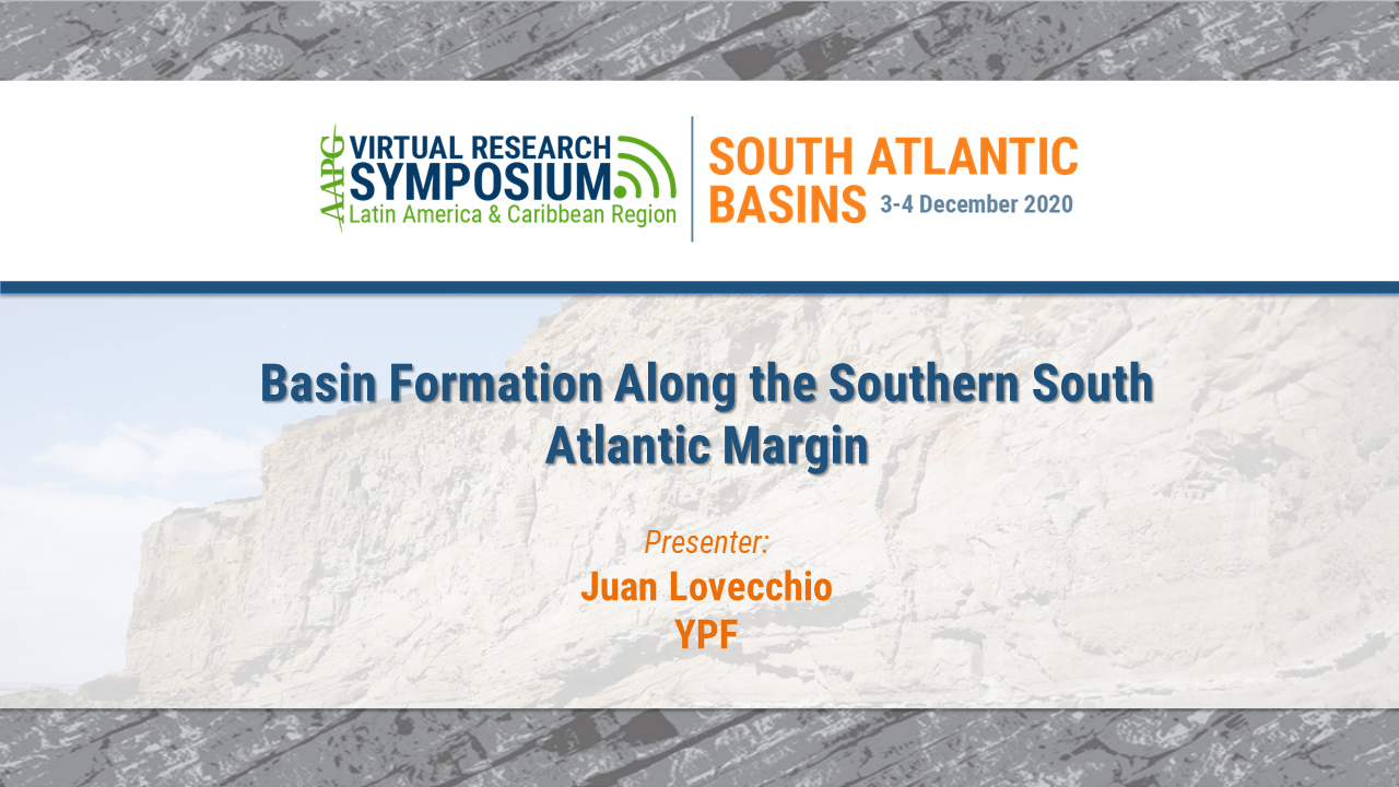 Basin Formation Along the Southern South Atlantic Margin