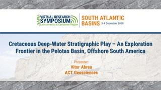 Cretaceous Deep-Water Stratigraphic Play - An Exploration Frontier in the Pelotas Basin, Offshore South America