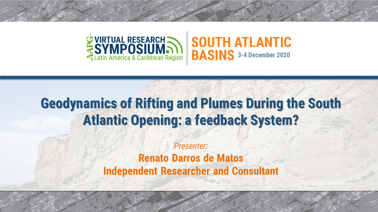 Geodynamics of Rifting and Plumes During the South Atlantic Opening: a feedback System?