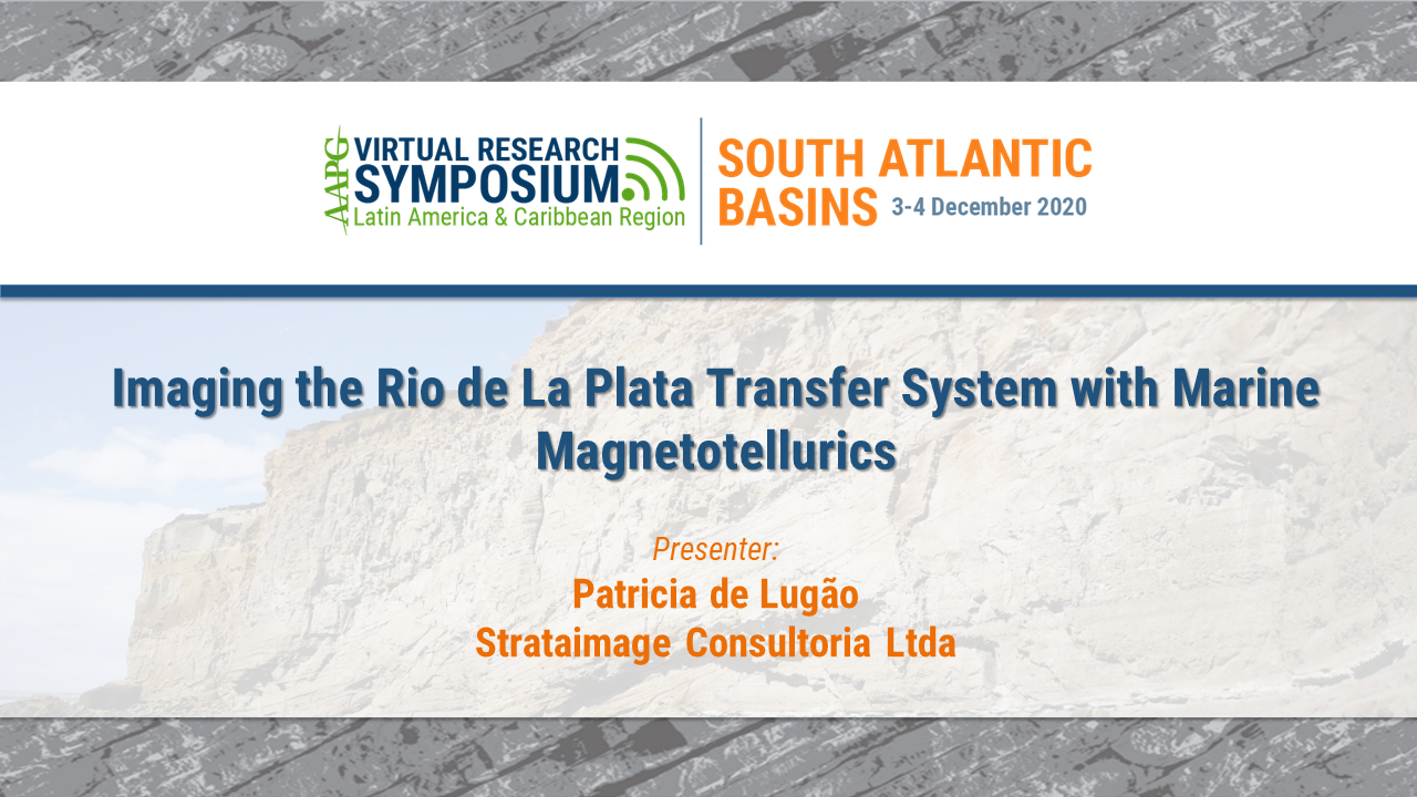Imaging the Rio de La Plata Transfer System with Marine Magnetotellurics