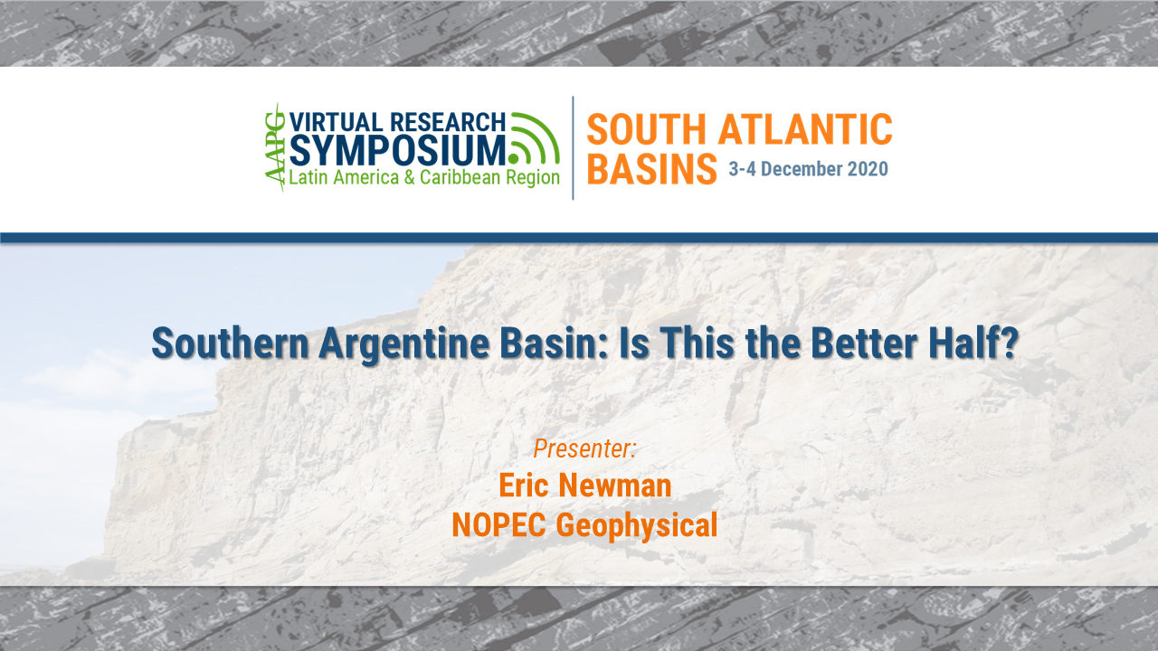 Southern Argentine Basin: Is This the Better Half?