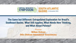 The Same but Different: Extrapolated Exploration for Brazil's Southeast Basins. What Still Applies, What Needs New Thinking, and What About Pelotas?
