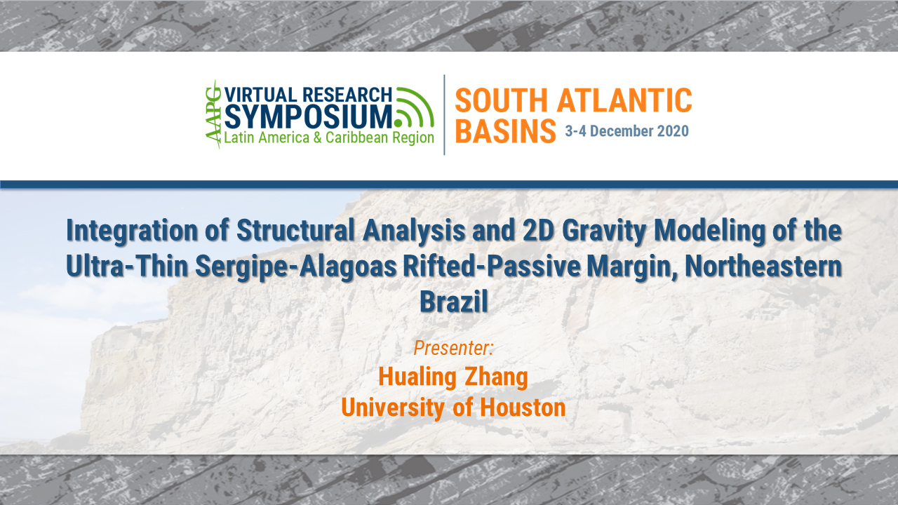 Integration of Structural Analysis and 2D Gravity Modeling of the Ultra-Thin Sergipe-Alagoas Rifted-Passive Margin, Northeastern Brazil