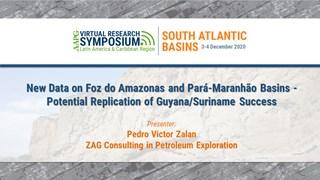 New Data on Foz do Amazonas and Pará-Maranhão Basins - Potential Replication of Guyana/Suriname Success