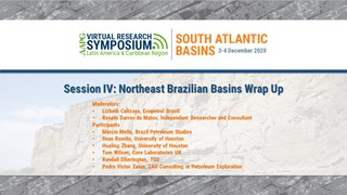 Session IV: Northeast Brazilian Basins Session Wrap-Up