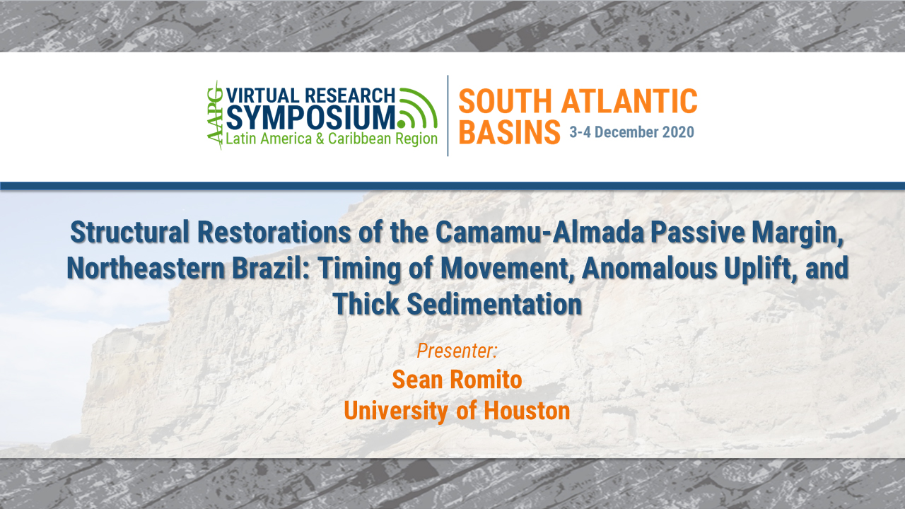 Structural Restorations of the Camamu-Almada Passive Margin, Northeastern Brazil: Timing of Movement, Anomalous Uplift, and Thick Sedimentation