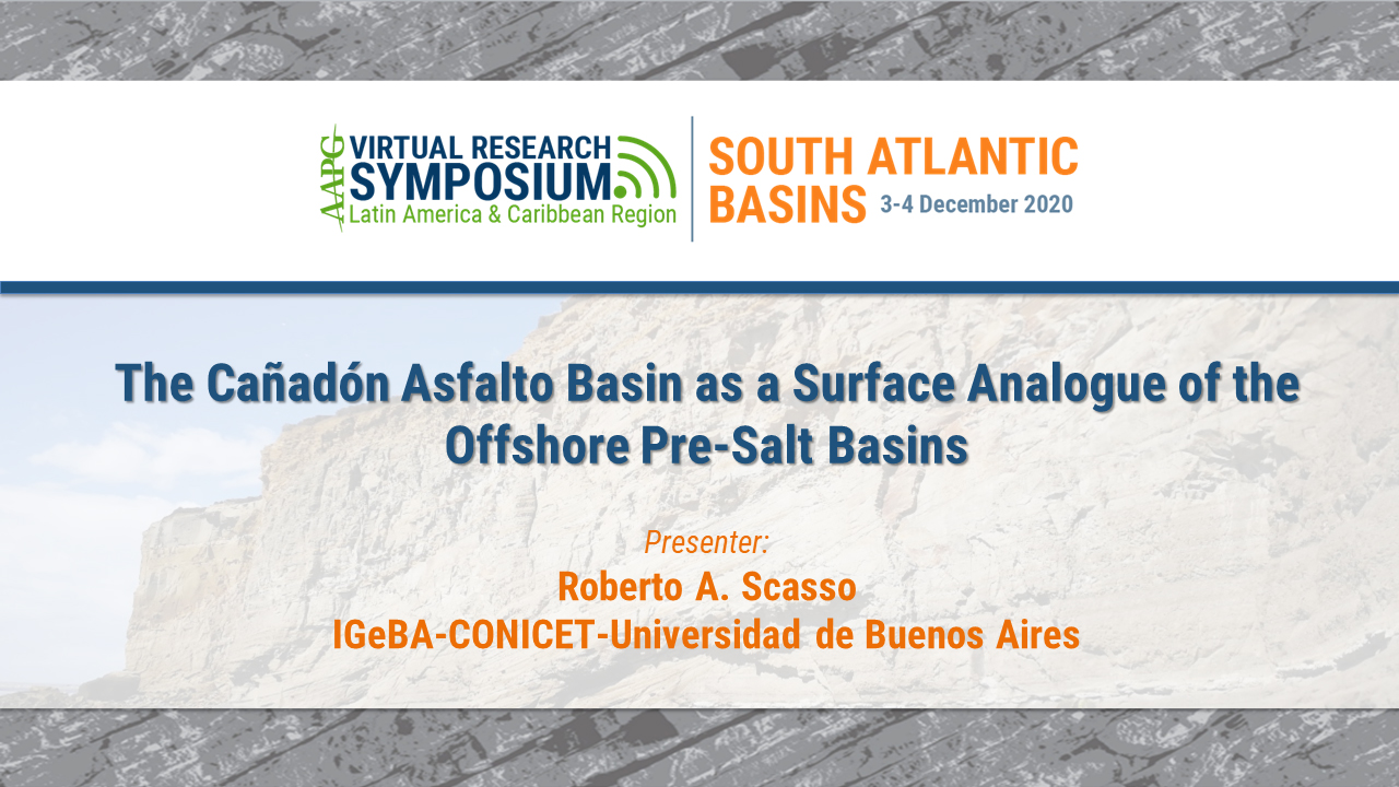 The Cañadón Asfalto Basin as a Surface Analogue of the Offshore Pre-Salt Basins