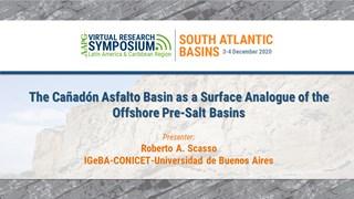 The Cañadón Asfalto Basin as a Surface Analogue of the Offshore Pre-Salt Basins
