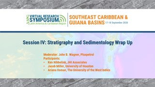 Southeast Caribbean Research Symposium Panel Discussion: Stratigraphy and Sedimentology