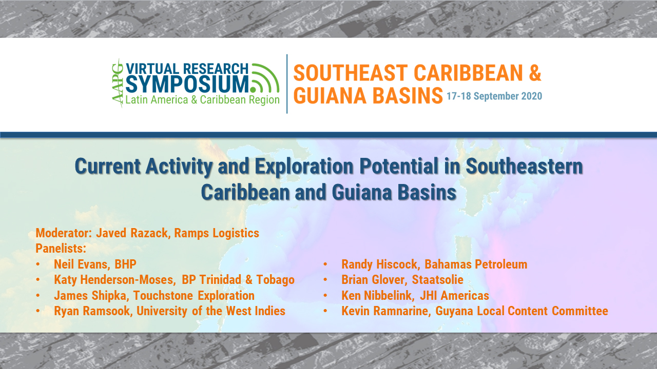 Current Activity and Exploration Potential in Southeastern Caribbean and Guiana Basins