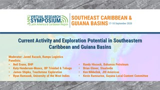 Industry Panel: Current Activity and Exploration Potential in Southeastern Caribbean and Guiana Basins