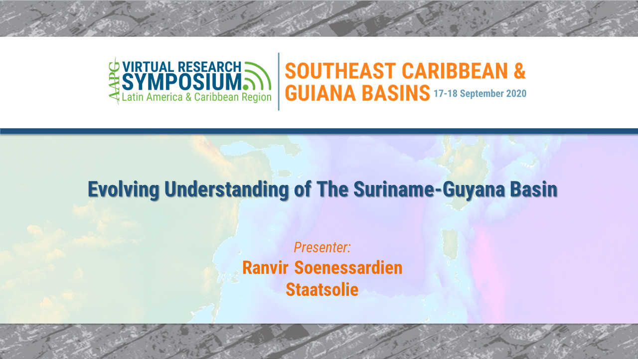 Evolving Understanding of The Suriname-Guyana Basin