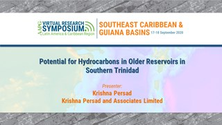 Potential for Hydrocarbons in Older Reservoirs in Southern Trinidad