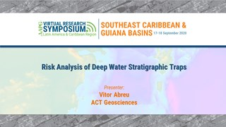 Risk Analysis of Deep Water Stratigraphic Traps