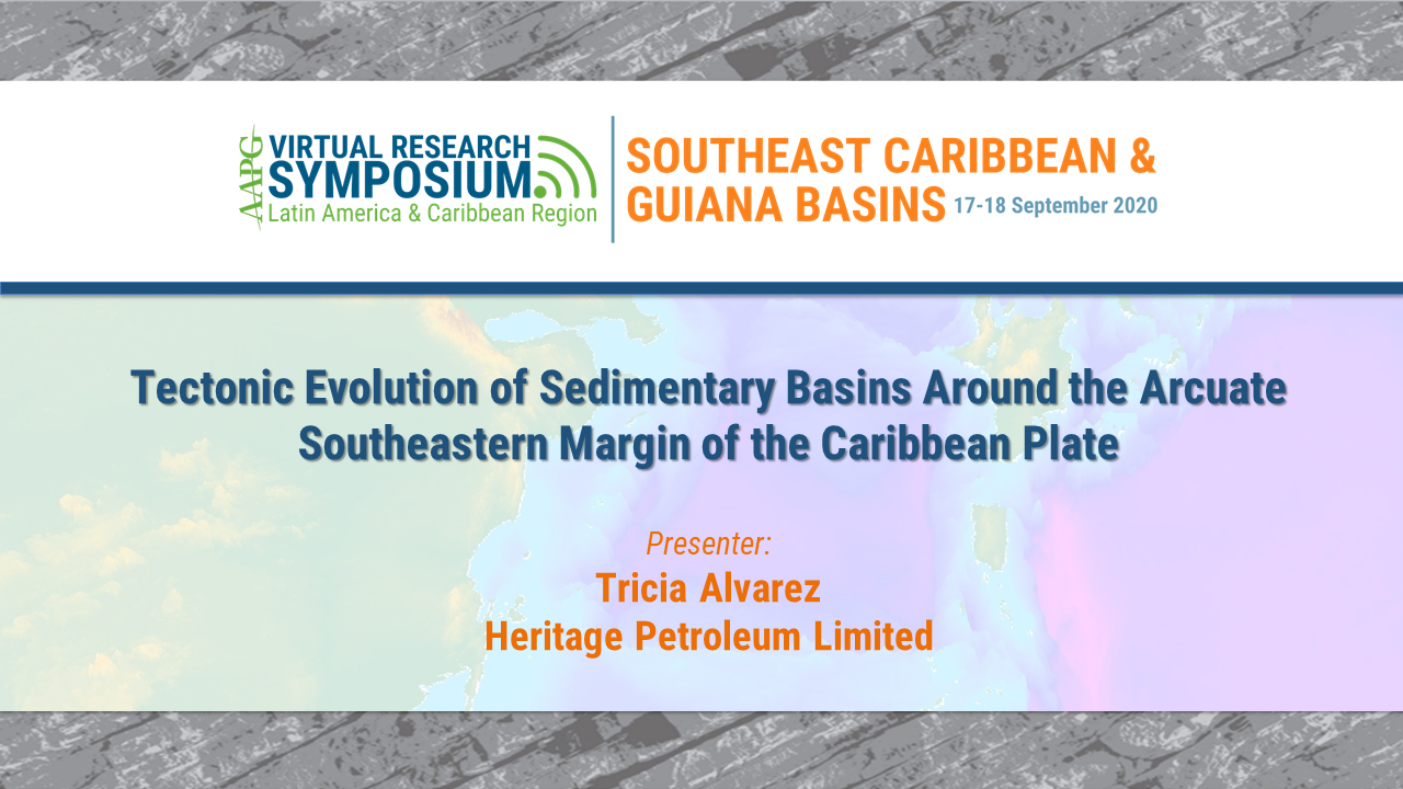 Tectonic Evolution of Sedimentary Basins Around the Arcuate Southeastern Margin of the Caribbean Plate