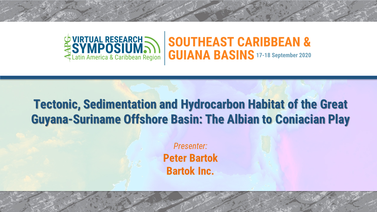 Tectonic, Sedimentation and Hydrocarbon Habitat of the Great Guyana-Suriname Offshore Basin: The Albian to Coniacian Play