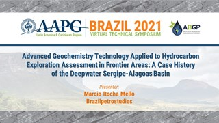 Advanced Geochemistry Technology Applied to Hydrocarbon Exploration Assessment in Frontier Areas: A Case History of the Deepwater Sergipe-Alagoas Basin
