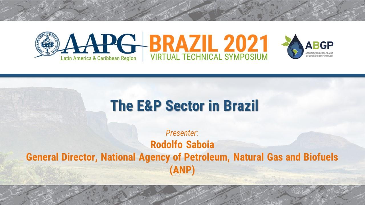 The E&P Sector in Brazil