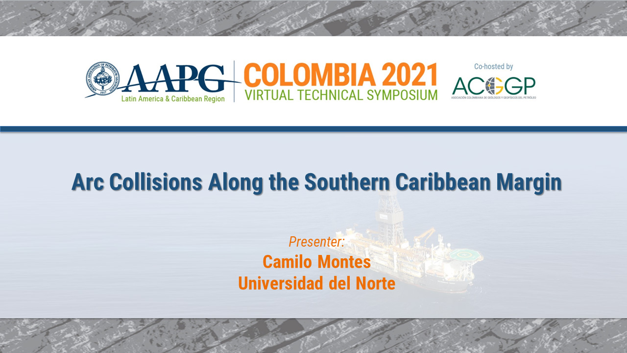 Arc Collisions Along the Southern Caribbean Margin