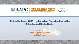 Colombia Round 2021: Hydrocarbon Opportunities in the Colombia and Urabá Basins