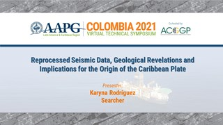 Reprocessed Seismic Data, Geological Revelations and Implications for the Origin of the Caribbean Plate